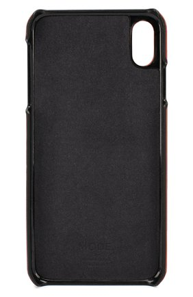 Мужской чехол для iphone xs max DBRAMANTE1928 красного цвета, арт. LOXPRURO5181   Фото 2