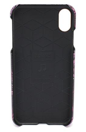 Мужской чехол для iphone xr HAPPY PLUGS фиолетового цвета, арт. 9340 | Фото 2