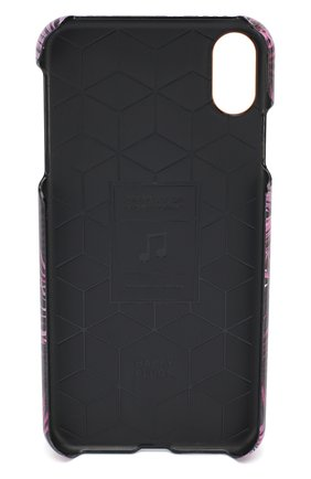 Мужской чехол для iphone xs max HAPPY PLUGS фиолетового цвета, арт. 9341 | Фото 2