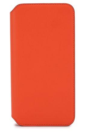 Мужской чехол для iphone xs max APPLE оранжевого цвета, арт. MVFU2ZM/A | Фото 1