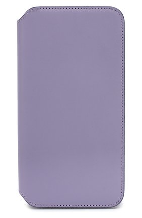 Мужской чехол для iphone xs max APPLE фиолетового цвета, арт. MVFV2ZM/A | Фото 1
