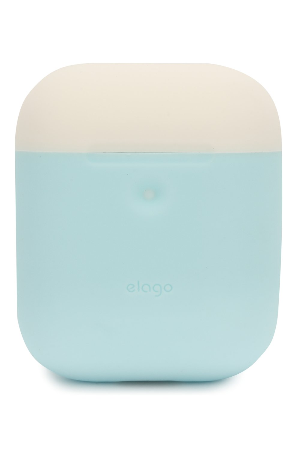 Чехол для airpods wireless ELAGO голубого цвета, арт. EAP2DO-PBL-PKWH | Фото 4 (Статус проверки: Проверена категория)