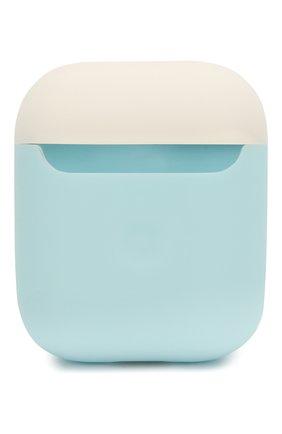 Чехол для airpods wireless ELAGO голубого цвета, арт. EAP2DO-PBL-PKWH | Фото 6 (Статус проверки: Проверена категория)