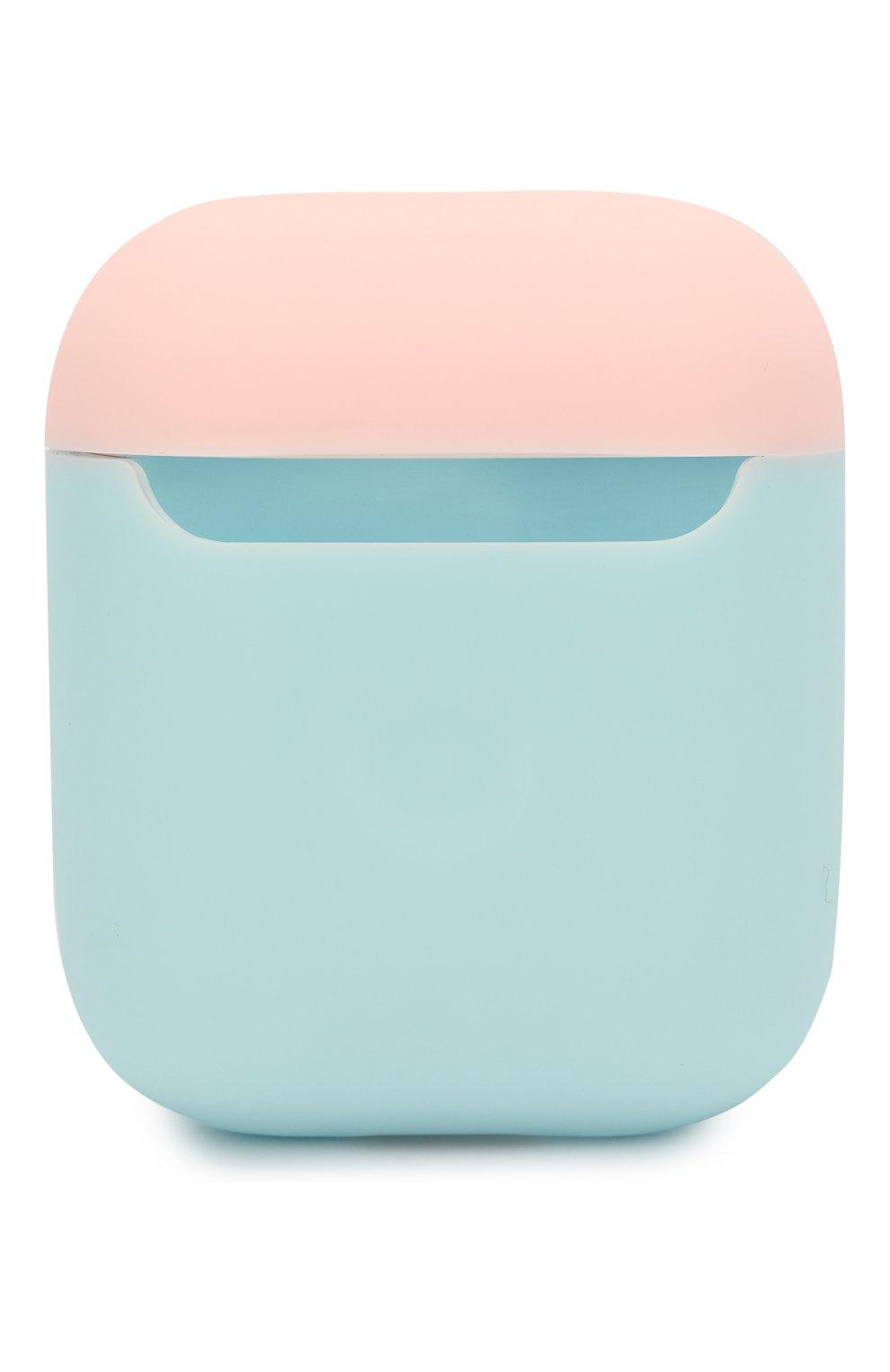 Чехол для airpods wireless ELAGO голубого цвета, арт. EAP2DO-PBL-PKWH | Фото 9 (Статус проверки: Проверена категория)