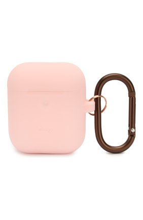 Чехол для airpods wireless ELAGO розового цвета, арт. EAP2SC-HANG-PK | Фото 4 (Статус проверки: Проверена категория)