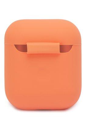 Чехол для airpods wireless ELAGO оранжевого цвета, арт. EAP2SC-PE   Фото 2 (Статус проверки: Проверена категория)