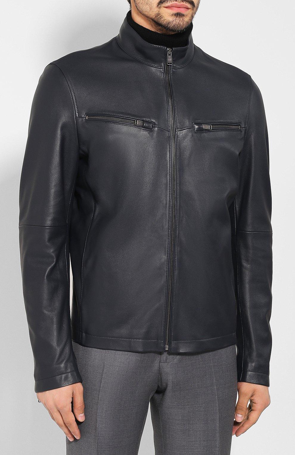 7f6088ec Мужские куртки BOSS по цене от 21 030 руб. купить в интернет-магазине ЦУМ