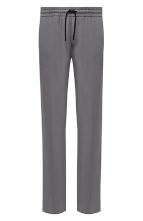 Мужской брюки GIORGIO ARMANI серого цвета, арт. 9SGPP06F/T00AB | Фото 1