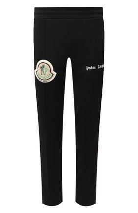 Мужской брюки 8 moncler palm angels MONCLER GENIUS черного цвета, арт. E2-09L-87003-50-899A1 | Фото 1
