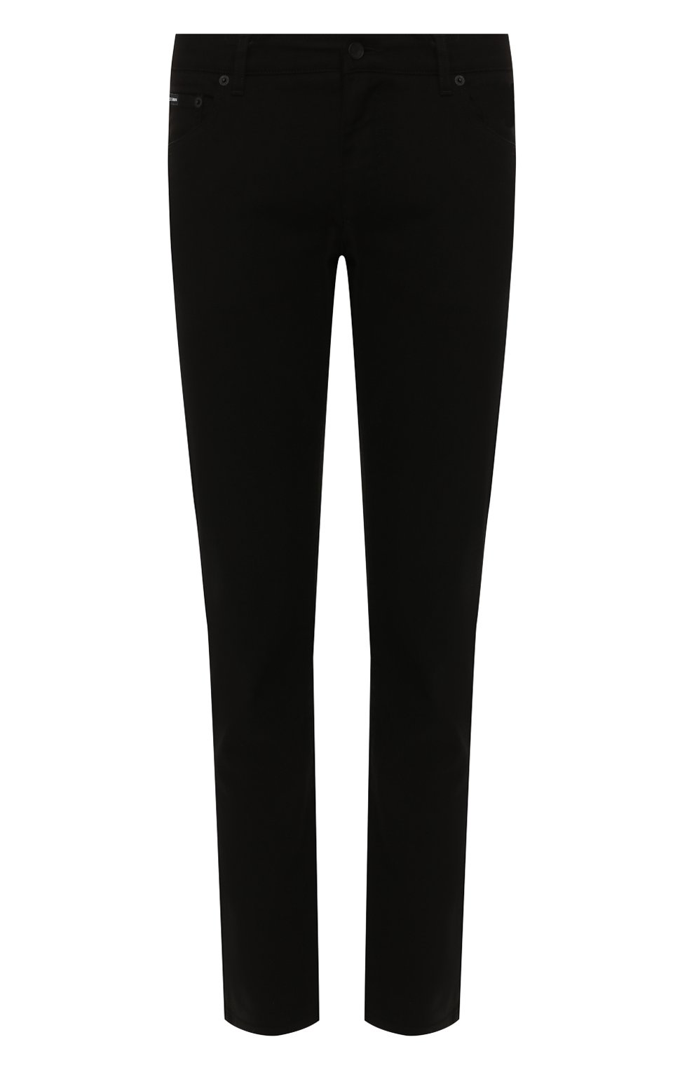 Мужские джинсы DOLCE & GABBANA черного цвета, арт. GY07CD/G8BK5 | Фото 1