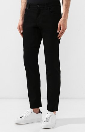 Мужские джинсы DOLCE & GABBANA черного цвета, арт. GY07CD/G8BK5 | Фото 3