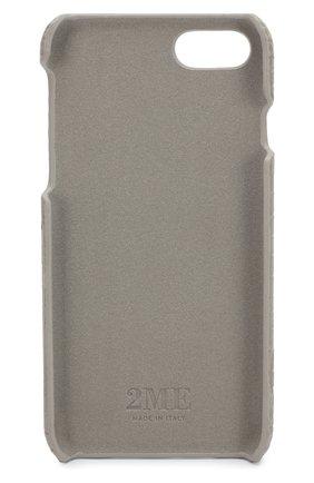 Мужской чехол для iphone 7/8 2MESTYLE серого цвета, арт. DD680/CNIL | Фото 2