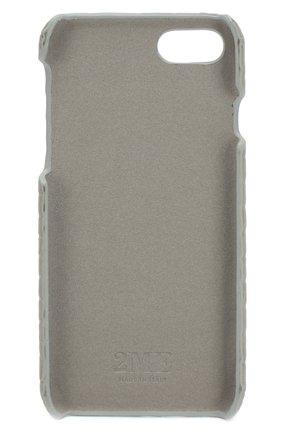 Мужской чехол для iphone 7/8 2MESTYLE серого цвета, арт. DD680/CSIA | Фото 2