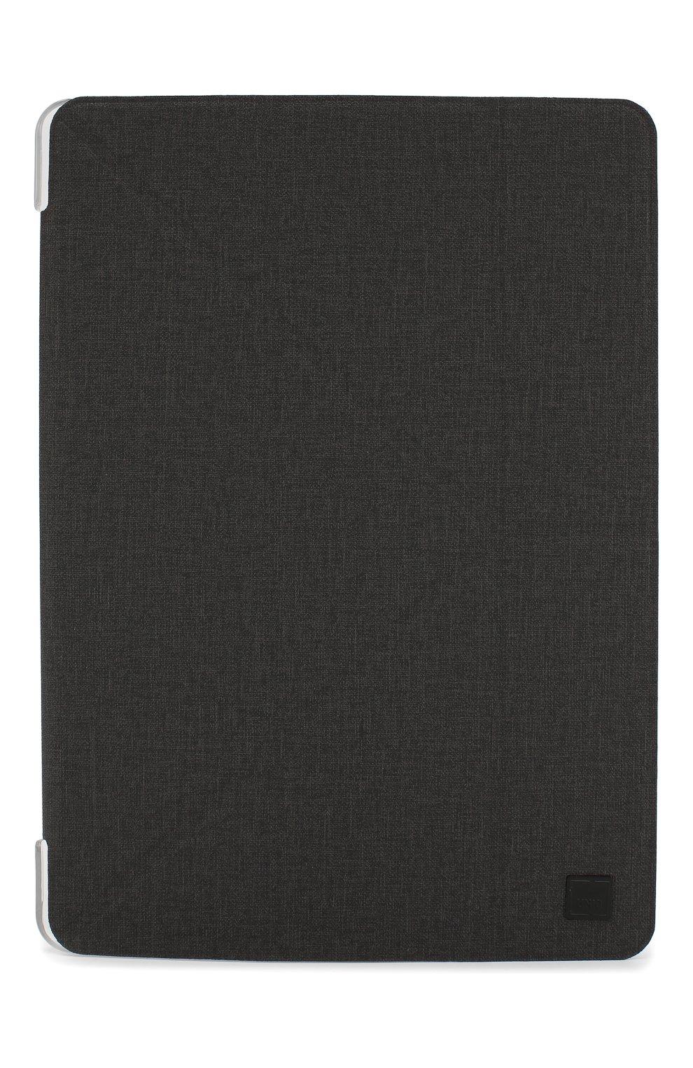 """Мужской чехол для ipad 9.7"""" UNIQ черного цвета, арт. NPDP97YKR-KNVBLK   Фото 1"""