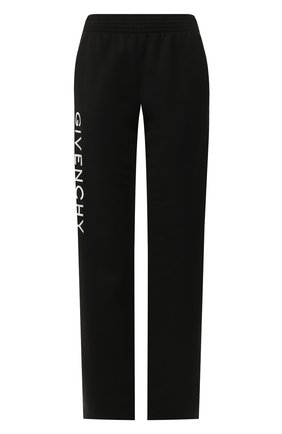 Брюки Givenchy черные | Фото №1