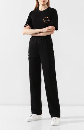 Брюки Givenchy черные | Фото №2