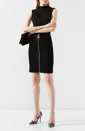 Юбка Givenchy черная   Фото №2