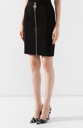 Юбка Givenchy черная   Фото №3