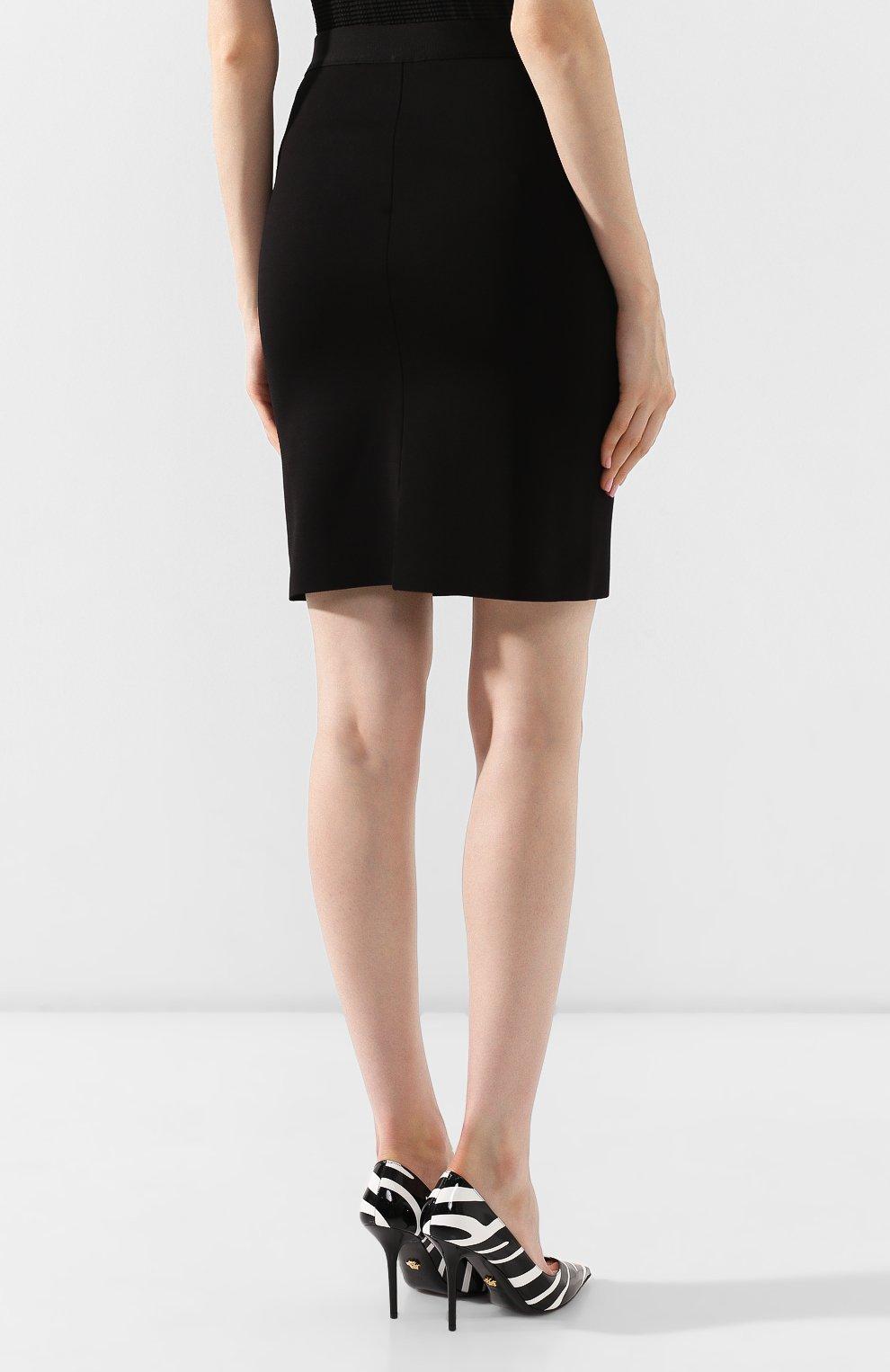 Юбка Givenchy черная   Фото №4