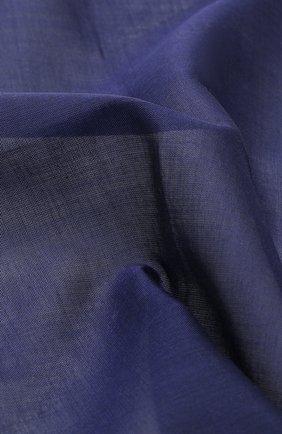 Мужской хлопковый платок SIMONNOT-GODARD темно-синего цвета, арт. PHILHARM0NIE | Фото 2
