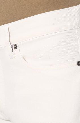 Мужские джинсы RALPH LAUREN белого цвета, арт. 790563748 | Фото 5