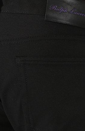 Джинсы Ralph Lauren черные | Фото №5
