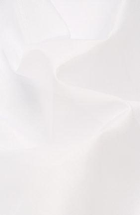 Мужской хлопковый платок SIMONNOT-GODARD белого цвета, арт. M0NDRIAN | Фото 2