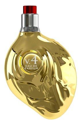 Женский парфюмерная вода gold heart v.4 MAP OF THE HEART бесцветного цвета, арт. 9348939000113 | Фото 1