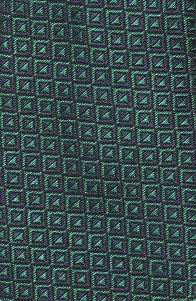 Детский галстук ALETTA зеленого цвета, арт. AMP999411   Фото 3