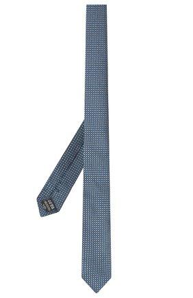 Детский галстук ALETTA синего цвета, арт. AMP999411 | Фото 2