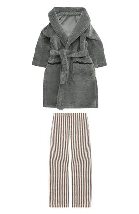 Детского одежда для куклы папа джинджер MAILEG серого цвета, арт. 17-6131-00 | Фото 1