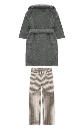 Детского одежда для куклы папа джинджер MAILEG серого цвета, арт. 17-6131-00 | Фото 2