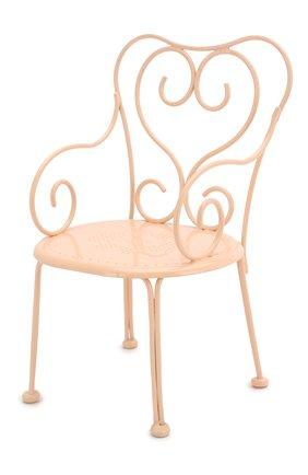 Детского игрушечный кованый стул мини MAILEG бежевого цвета, арт. 11-4207-02 | Фото 1