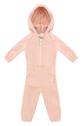 Детского игрушечная одежда комбинезон MAILEG розового цвета, арт. 16-7954-00 | Фото 1