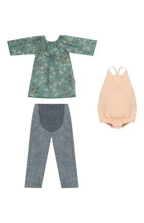 Детского одежда для куклы мама джинджер MAILEG разноцветного цвета, арт. 17-8140-00   Фото 1
