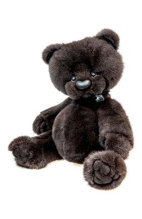 Детского игрушка мишка CAROLON серого цвета, арт. 2-01131 | Фото 1