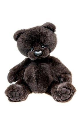 Детского игрушка мишка CAROLON серого цвета, арт. 2-01131 | Фото 2