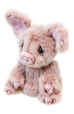 Детского игрушка поросенок CAROLON розового цвета, арт. 2-01106 | Фото 1