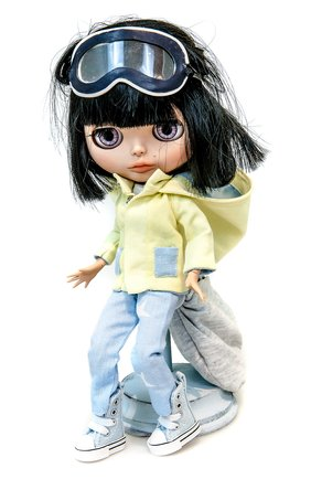 Детского кукла блайз эшли CAROLON разноцветного цвета, арт. Ц-01239/Эш | Фото 1