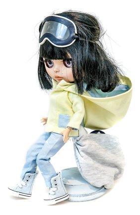 Детского кукла блайз эшли CAROLON разноцветного цвета, арт. Ц-01239/Эш | Фото 2