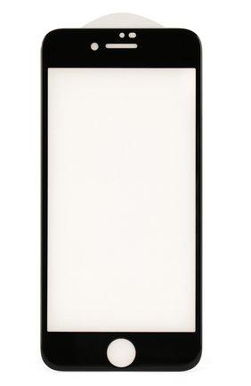 Мужское защитное стекло для iphone 7/8 UBEAR черного цвета, арт. GL14BL03-I8 | Фото 1