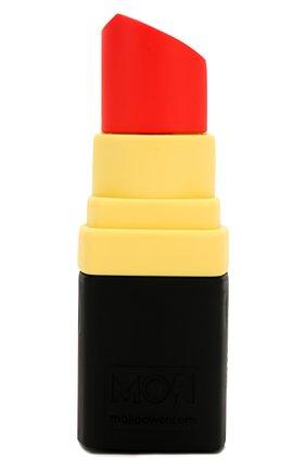 Портативный аккумулятор Lipstick | Фото №1