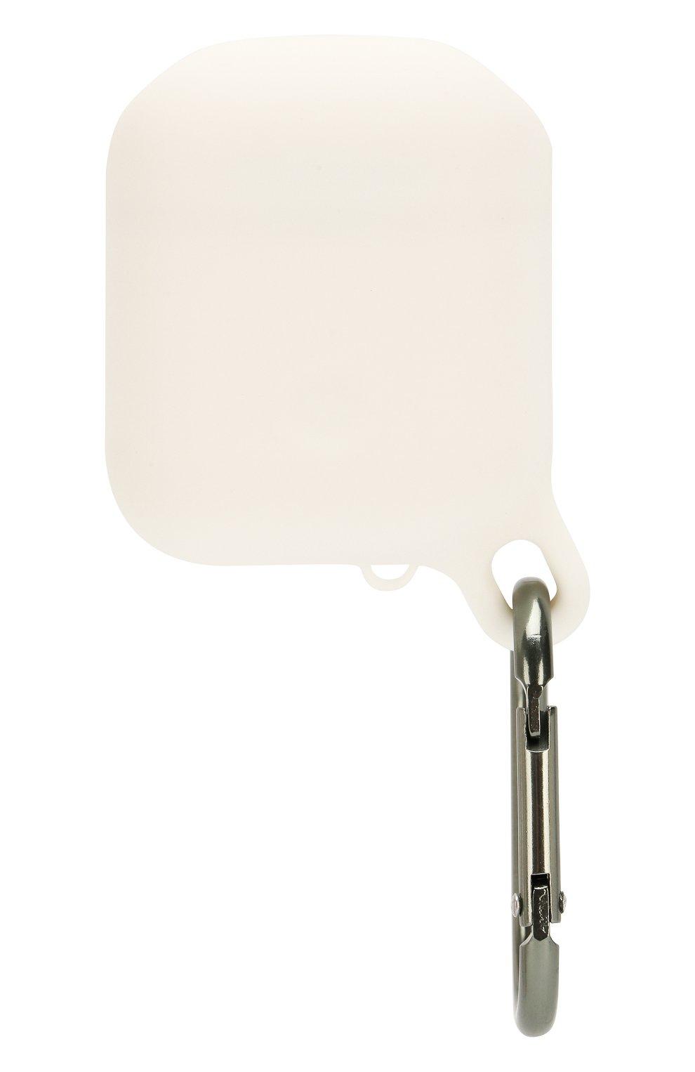 Чехол для airpods ELAGO белого цвета, арт. EAPWF-WH | Фото 2 (Статус проверки: Проверена категория)