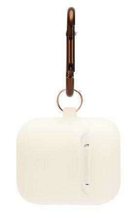Чехол для airpods ELAGO белого цвета, арт. EAPSC-HANG-LUBL   Фото 2 (Статус проверки: Проверена категория)