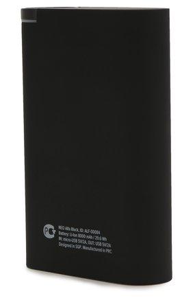 Мужского портативный аккумулятор neo alfa ROMBICA черного цвета, арт. ALF-00084 | Фото 2