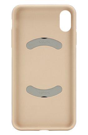 Мужской чехол для iphone xs max MOSHI розового цвета, арт. 99MO116302 | Фото 2