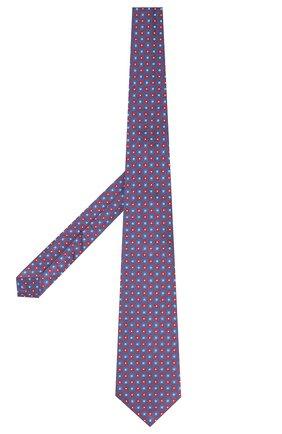 Мужской шелковый галстук KITON разноцветного цвета, арт. UCRVKLC08F19   Фото 2