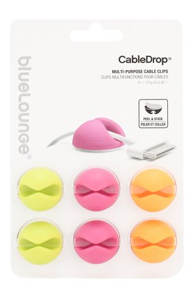 Клипсы-держатели CableDrop для проводов | Фото №1