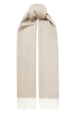 Кашемировый шарф Two-Tone   Фото №1