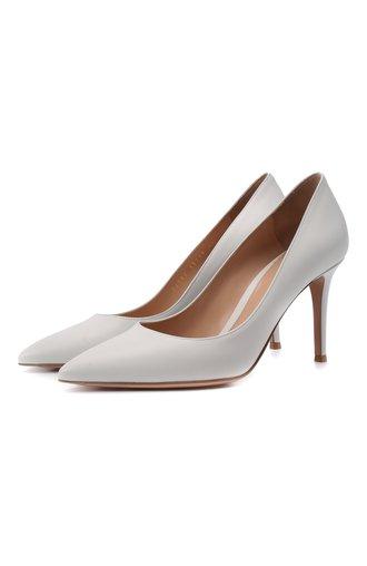 Кожаные туфли Gianvito 85